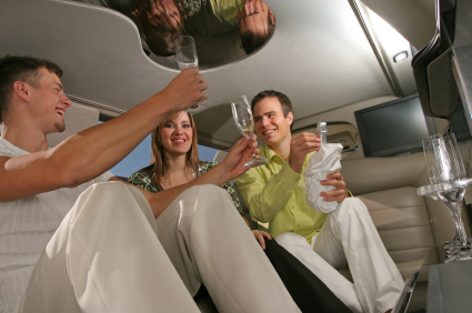 happy_limo_customers