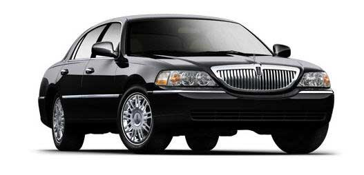 airport limo services - a modern limo