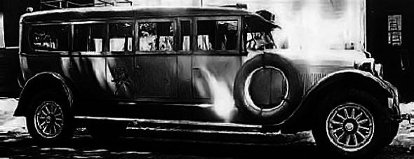 1928 limo
