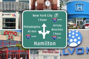 Hamilton NJ Car Service