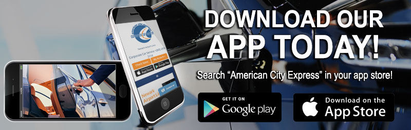 Car Service West End NJ - Get the App!