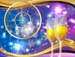 Happy New Year - We Wish You Health and Happiness