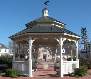 Shrewsbury NJ showing Gazebo